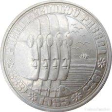 Monedas antiguas de Europa: PORTUGAL, 100 ESCUDOS 1985 - FERNANDO PESSOA./ NUEVA, SIN USAR.. Lote 205199255