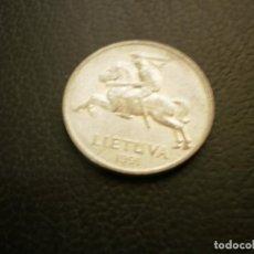 Monedas antiguas de Europa: LITUANIA 2 CENTAI 1991. Lote 205722943
