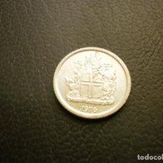Monedas antiguas de Europa: ISLANDIA 1 CORONA 1976. Lote 205723721
