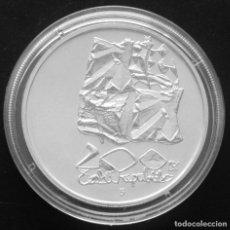 Monedas antiguas de Europa: REPÚBLICA CHECA 200 CORONAS 1995 SIN CIRCULAR. PLATA. ESCASA. Lote 205753781