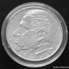 Monedas antiguas de Europa: REPÚBLICA CHECA 200 CORONAS 1998 SIN CIRCULAR. PLATA. ESCASA. Lote 205753896