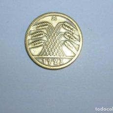 Monedas antiguas de Europa: ALEMANIA 5 RENTENPFENNIG 1923A (1326). Lote 205866828