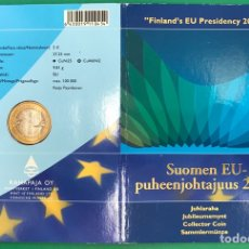 Monedas antiguas de Europa: 5 EUROS 2006 FINLANDIA. Lote 206427740