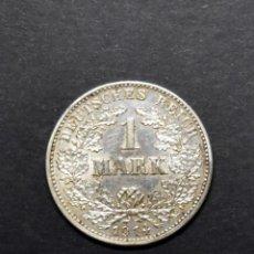 Monedas antiguas de Europa: 1 MARCO DE PLATA DE ALEMANIA DEL AÑO 1914-A. SIN CIRCULAR.. Lote 206583886
