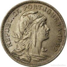 Monedas antiguas de Europa: MONEDA, PORTUGAL, 50 CENTAVOS, 1967, EBC+, COBRE - NÍQUEL, KM:577. Lote 207045421