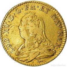 Monedas antiguas de Europa: MONEDA, FRANCIA, LOUIS XV, LOUIS D'OR AUX LUNETTES, LOUIS D'OR, 1726, PARIS. Lote 207154026