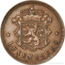 Monedas antiguas de Europa: MONEDA, LUXEMBURGO, CHARLOTTE, 25 CENTIMES, 1930, MBC+, BRONCE, KM:42. Lote 207154512