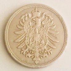 Monedas antiguas de Europa: BONITA MONEDA IMPERIO ALEMÁN 1875 GOBIERNO BISMARCK. Lote 207338635