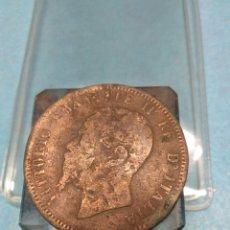 Monedas antiguas de Europa: MONEDA VICTORIO EMANUELE II REY DE ITALIA 1866. Lote 209136887