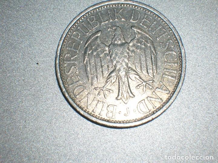 Monedas antiguas de Europa: ALEMANIA 1 MARCO 1974 J (2691) - Foto 2 - 210012016