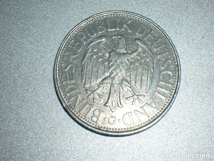 Monedas antiguas de Europa: ALEMANIA 1 MARCO 1975 G (2694) - Foto 2 - 210012325