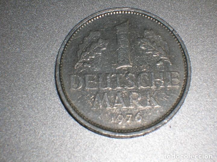 ALEMANIA 1 MARCO 1976 F (2697) (Numismática - Extranjeras - Europa)