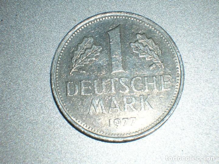 ALEMANIA 1 MARCO 1977 J (2703) (Numismática - Extranjeras - Europa)