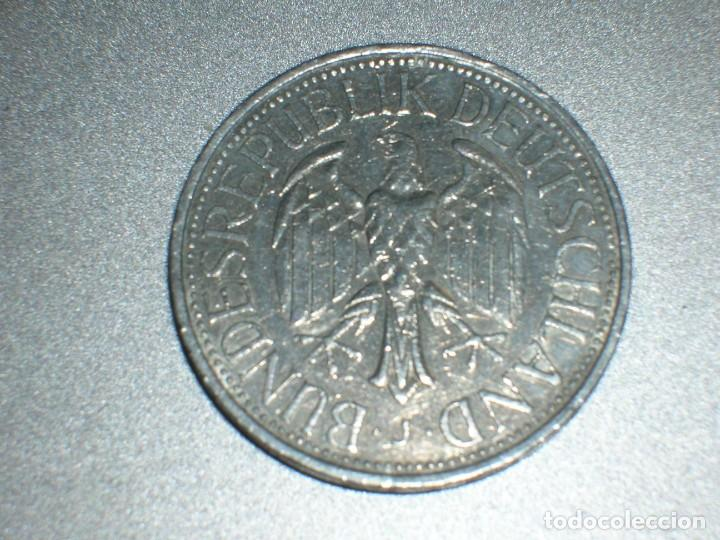 Monedas antiguas de Europa: ALEMANIA 1 MARCO 1977 J (2703) - Foto 2 - 210012837