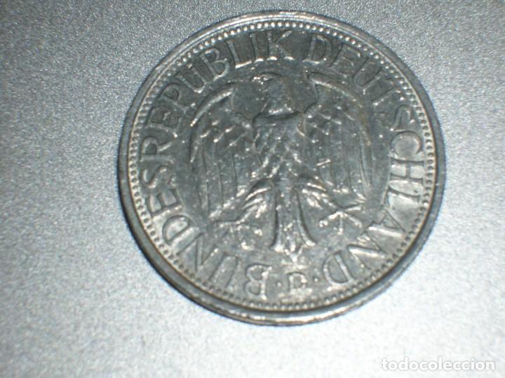 Monedas antiguas de Europa: ALEMANIA 1 MARCO 1978 D (2704) - Foto 2 - 210012943