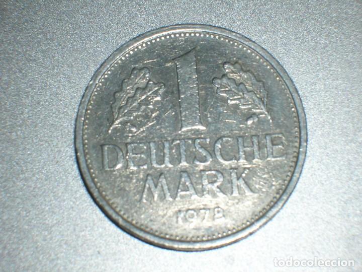 ALEMANIA 1 MARCO 1978 G (2706) (Numismática - Extranjeras - Europa)
