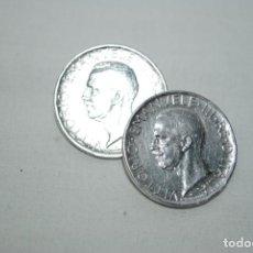 Monedas antiguas de Europa: MONEDAS DE PLATA ITALIANAS 1926 .. Lote 210040682