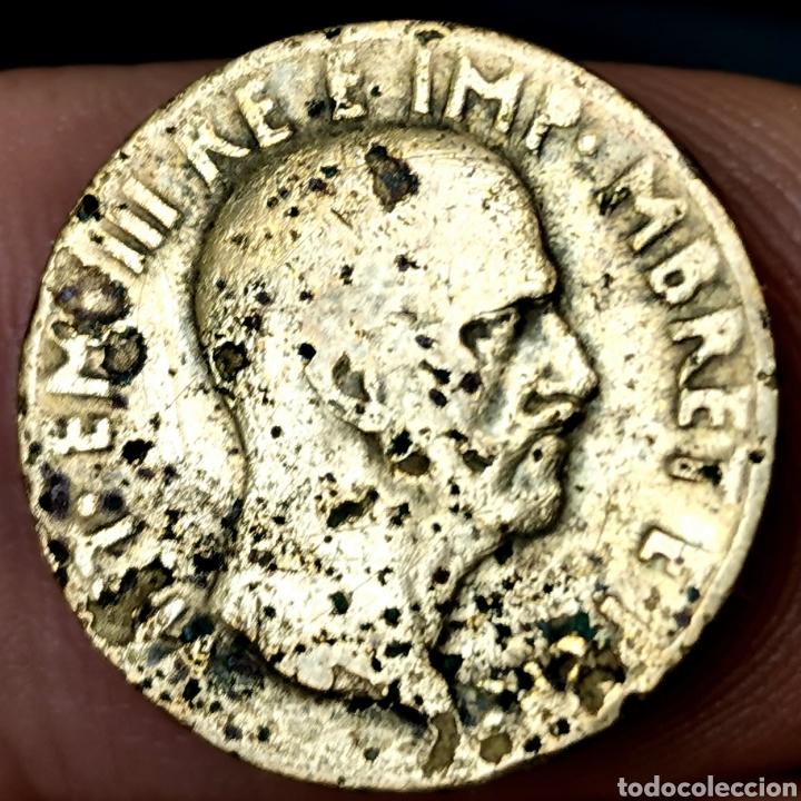 D00. ALBANIA. 0,05 LEK 1940 (Numismática - Extranjeras - Europa)