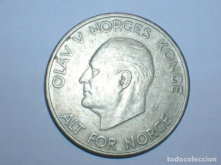 NORUEGA 5 CORONAS 1964 (6054) (Numismática - Extranjeras - Europa)