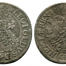 Monedas antiguas de Europa: MEDIEVAL SILVER EUROPEAN COINS, AR CONDITION: VERY FINE WEIGHT: 1,35 GR DIAMETER: 20,50 MM. Lote 210446886