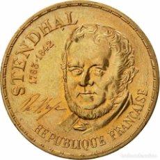 Monedas antiguas de Europa: FRANCIA 10 FRANCOS 1983 CONMEMORATIVA STENDHALL, TIPO UNICO UNICO KRAUSE KM#953. Lote 210523477