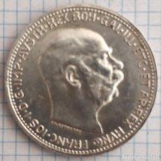Monedas antiguas de Europa: UNA CORONA PLATA AUSTRIA HUNGRIA 1915 FRANCISCO JOSÉ I. Lote 211797777