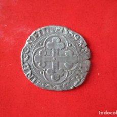 Monedas antiguas de Europa: ITALIA. MONEDA DE UN SOLDO DE EMANUEL F. LUCA 1569. Lote 212474993