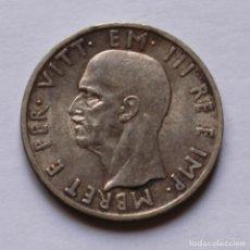 Monedas antiguas de Europa: WWII 5 LEK 1939 DE LA ALBANIA OCUPADA. Lote 212863128