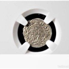Monedas antiguas de Europa: IMPERIO AUSTRIACO.FERNANDO I. DENARIO. NGC CERTIFICADO AU 58 KREMNITZ(HUNGRIA). 1541-KB-PLATA. Lote 213457533
