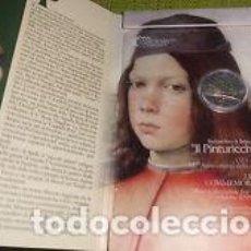 Monedas antiguas de Europa: CARTERA 2EUROS COM SAN MARINO 2013 PINTURICCHIO. Lote 213461257