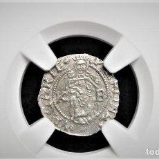 Monedas antiguas de Europa: IMPERIO AUSTRIACO.FERNANDO I. DENARIO. NGC CERTIFICADO AU 58 KREMNITZ(HUNGRIA). 1541-KB-PLATA. Lote 213463531