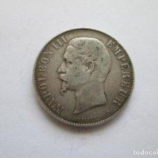 Monedas antiguas de Europa: FRANCIA * 5 FRANCOS 1856-A PARIS * PLATA. Lote 213734438