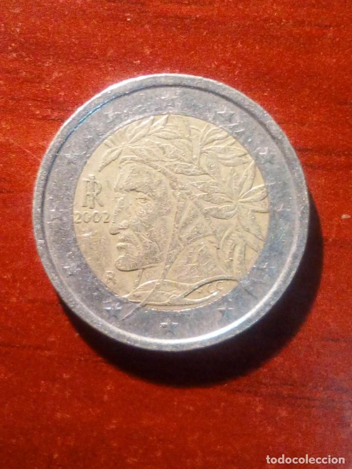 Monedas antiguas de Europa: Vendo Moneda de 2€ Italiana con la cara del Indio. (Ver mas fotos). - Foto 3 - 214147363