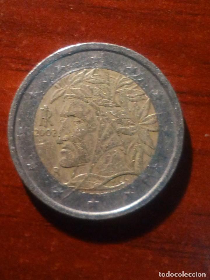 Monedas antiguas de Europa: Vendo Moneda de 2€ Italiana con la cara del Indio. (Ver mas fotos). - Foto 4 - 214147363