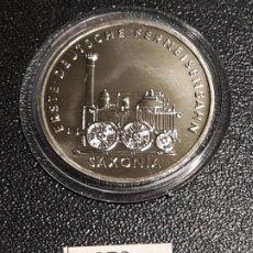 Monedas antiguas de Europa: ALEMANIA RDA 5 MARCOS 1988. Lote 214490561