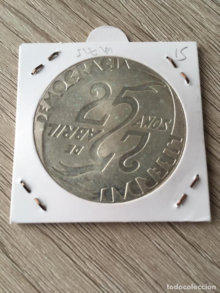 Monedas antiguas de Europa: 1000 escudos de plata de 1999 - Foto 2 - 214637110