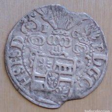 Monedas antiguas de Europa: GROSCHEN DE PLATA. 1604. SCHAUMBURG-PINNEBERG. CECA OLDENDORF. Lote 215077247