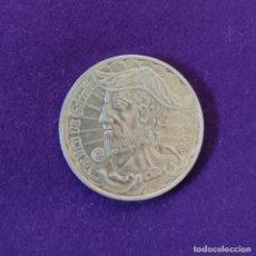 Monedas antiguas de Europa: MONEDA DE PLATA DE PORTUGAL. 50 ESCUDOS. VASCO DE GAMA. 1469-1969. SIN CIRCULAR. SILVER.. Lote 216536523