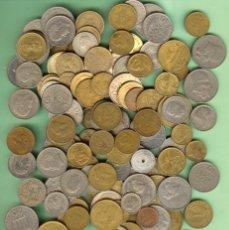Monedas antiguas de Europa: 950 GRAMOS DE MONEDAS DE GRECIA. Lote 216940092