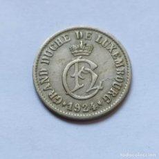Monedas antiguas de Europa: ## LUXEMBURGO- 5 CÉNTIMOS 1924 ##. Lote 217606728