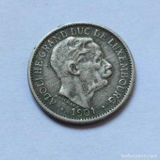 Monedas antiguas de Europa: ## LUXEMBURGO- 10 CÉNTIMOS 1901 ##. Lote 217607295