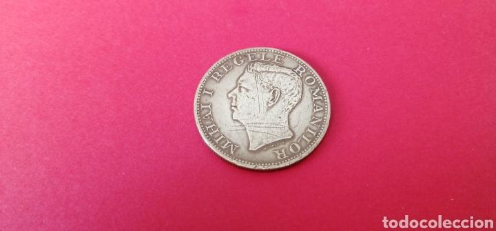 500 LEI DE RUMANÍA 1945. LA DE LA FOTOGRAFÍA (Numismática - Extranjeras - Europa)