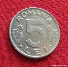 Monedas antiguas de Europa: ROMANIA 5 LEI 1995. Lote 218356192
