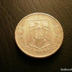 Monedas antiguas de Europa: RUMANIA 500 LEI 2000. Lote 218491971