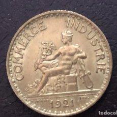 Monedas antiguas de Europa: 1 FRANCO 1921. Lote 218876506