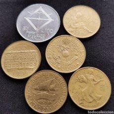 Monedas antiguas de Europa: A44. SELECCIÓN CONMEMORATIVAS ITALIA. 32G. Lote 219078135