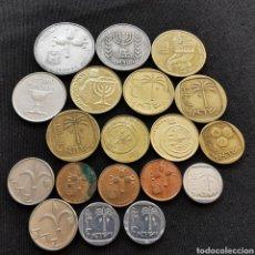 Monedas antiguas de Europa: A34. SELECCIÓN ISRAEL. 72G. Lote 219078878