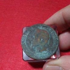 Monedas antiguas de Europa: MONEDA NAPOLEON III 1862. Lote 219959118