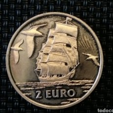 Monedas antiguas de Europa: BELLA MONEDA 2 EUROS 1997 HOLANDA. Lote 220847120