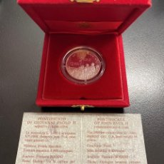 Monedas antiguas de Europa: VATICANO, MONEDA DE 2000 LIRAS. Lote 221244878